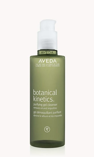 "botanical kinetics<span class=""trade"">™</span> purifying gel cleanser"