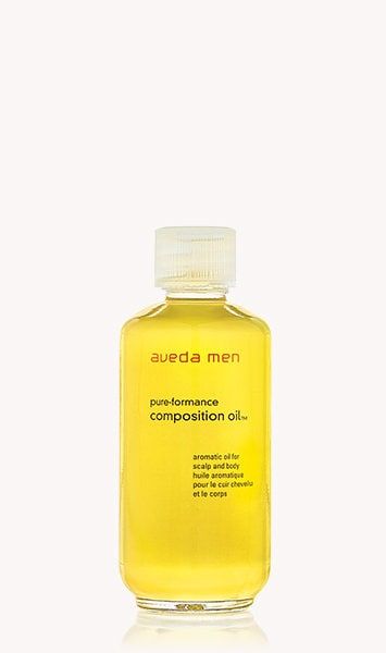 "aveda men pure-formance composition oil<span class=""trade"">™</span>"